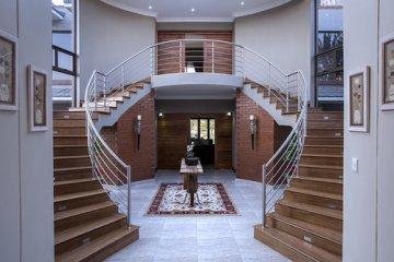 A stunning entrance hall