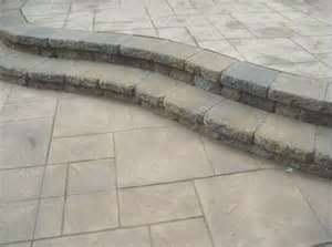 And Since Concrete Can Fit Any Shape When Poured, It Is Easy To Use Where  There Are Different Levels.