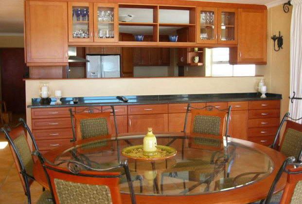 Galley kitchen design clever ways to expand the space of for Expanding a galley kitchen