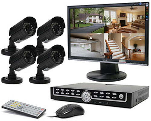 Home video security systems is a real deterrent for potential criminals criminals tend to select the easiest targets and a visible home video security system is an excellent deterrent solutioingenieria Gallery