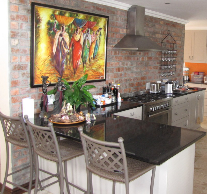 Kitchen Bar Design 2013: A Smart Dining Area To Give Your