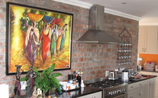 beautiful kitchen decor idea