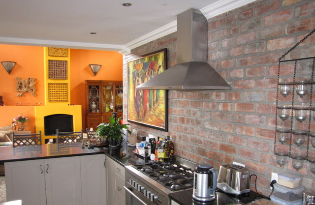 colourful kitchen decorations