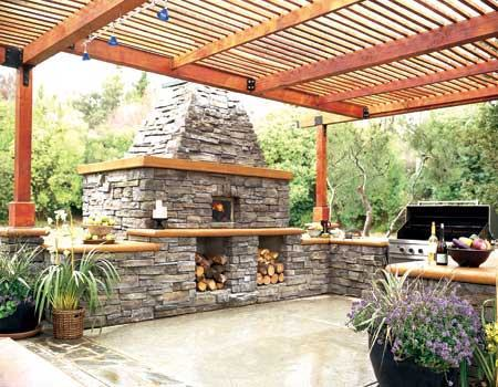Outdoor Kitchen Plans Clever Ways To Design Your Outdoor